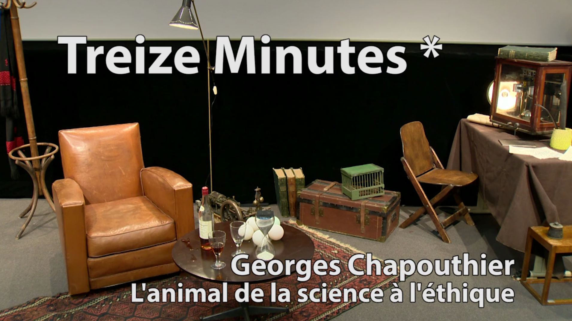 Georges Chapouthier, L'animal de la science à l'éthique