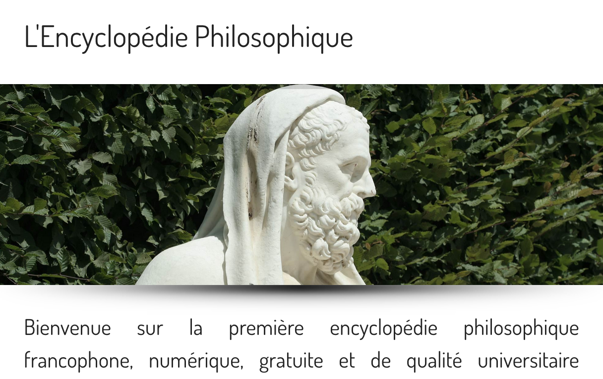 L'Animal, encyclopédie philosophique